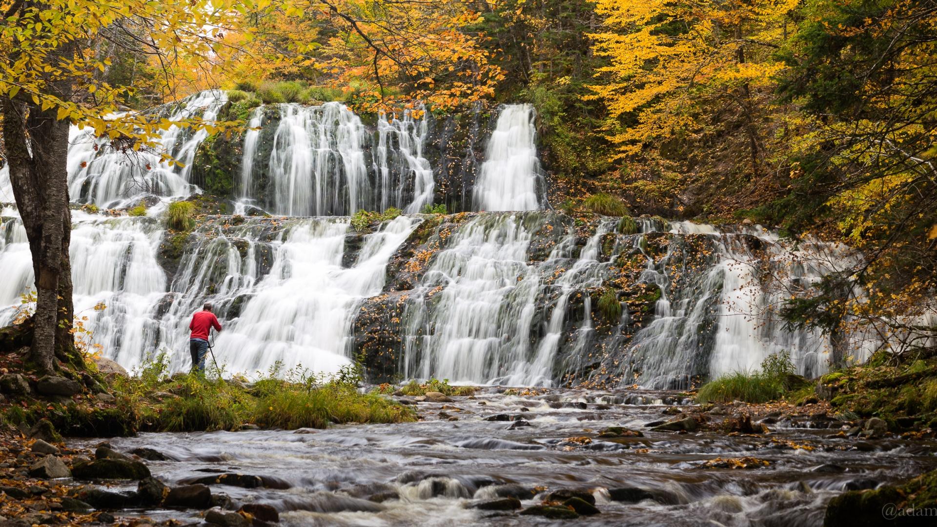 5 Best Waterfalls of Cape Breton Island