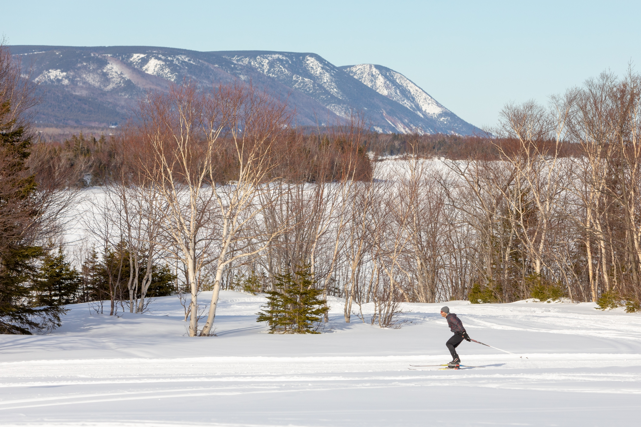 North Highlands Nordic Cross-Country Ski Facility 1