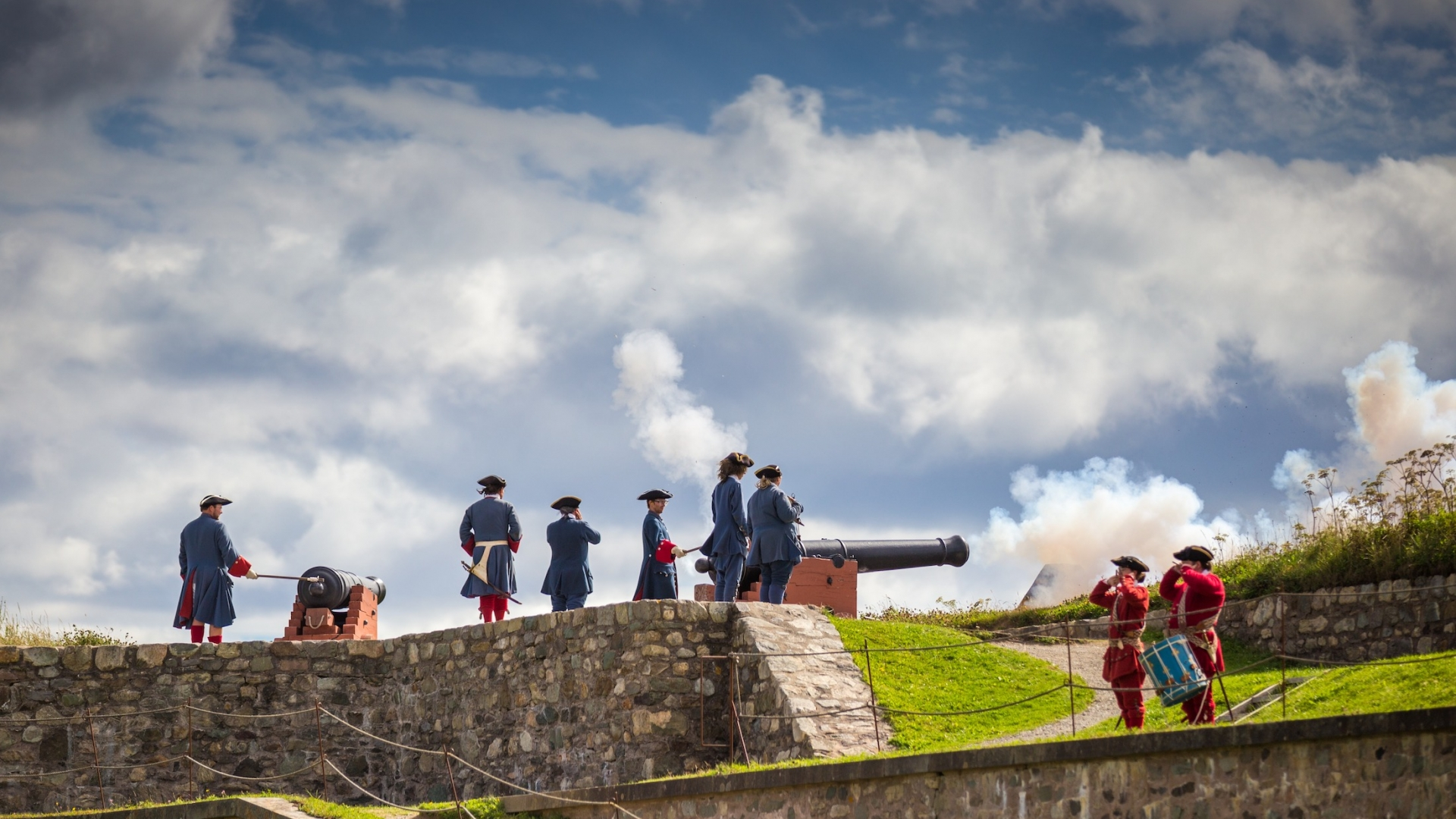Fortress of Louisbourg 3