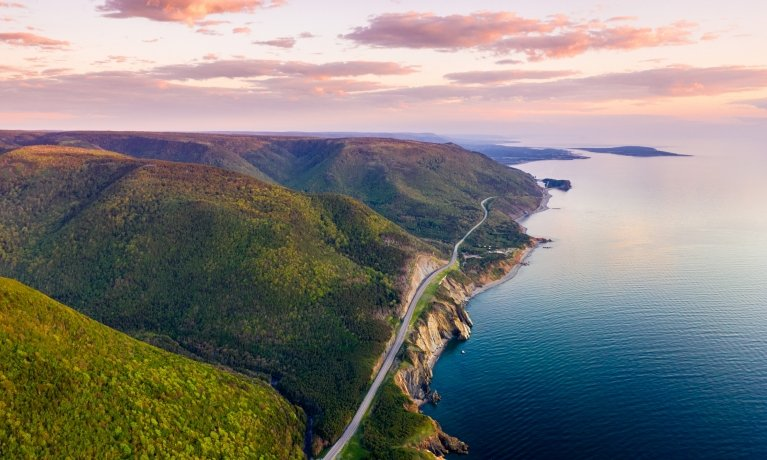 The Cabot Trail – Cape Breton Island, Nova Scotia | CB Island