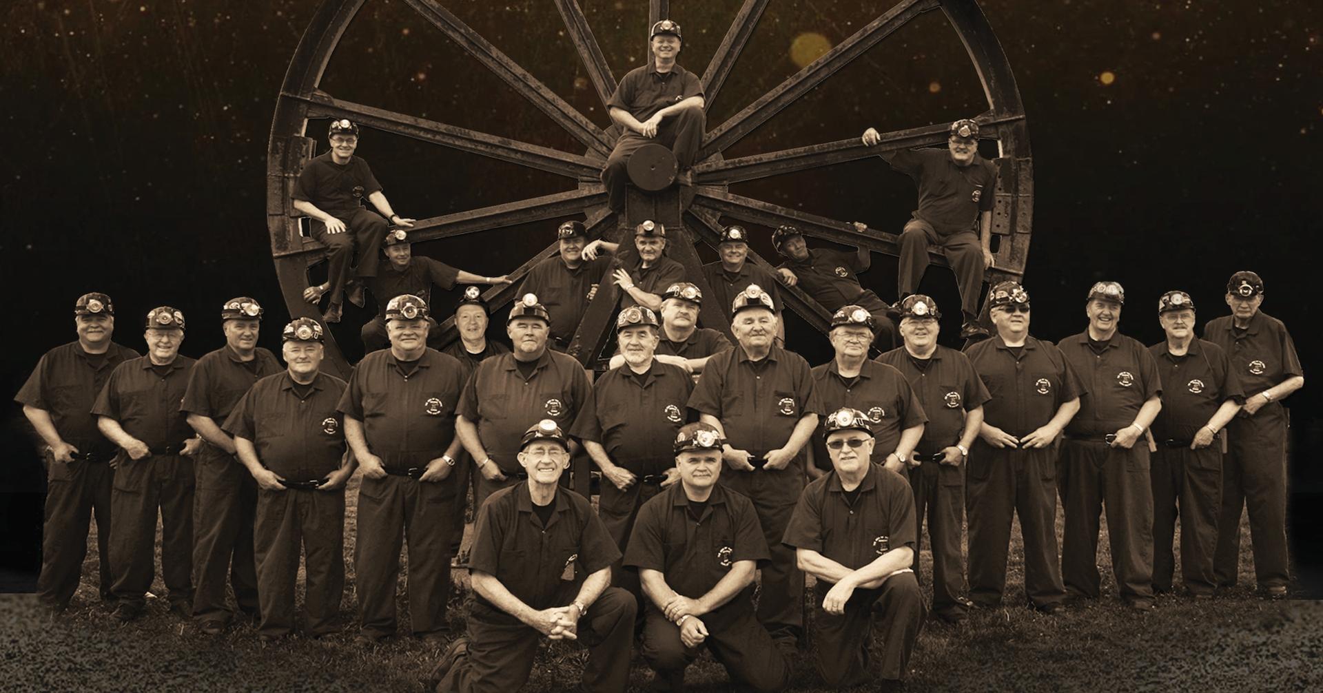 Men of the Deep Cape Breton Trip