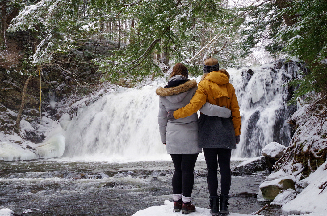 10 Cape Breton Waterfalls to visit this Winter 6