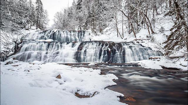 10 Cape Breton Waterfalls to visit this Winter