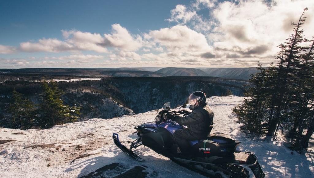Cape Breton Epic Winter Bucket List