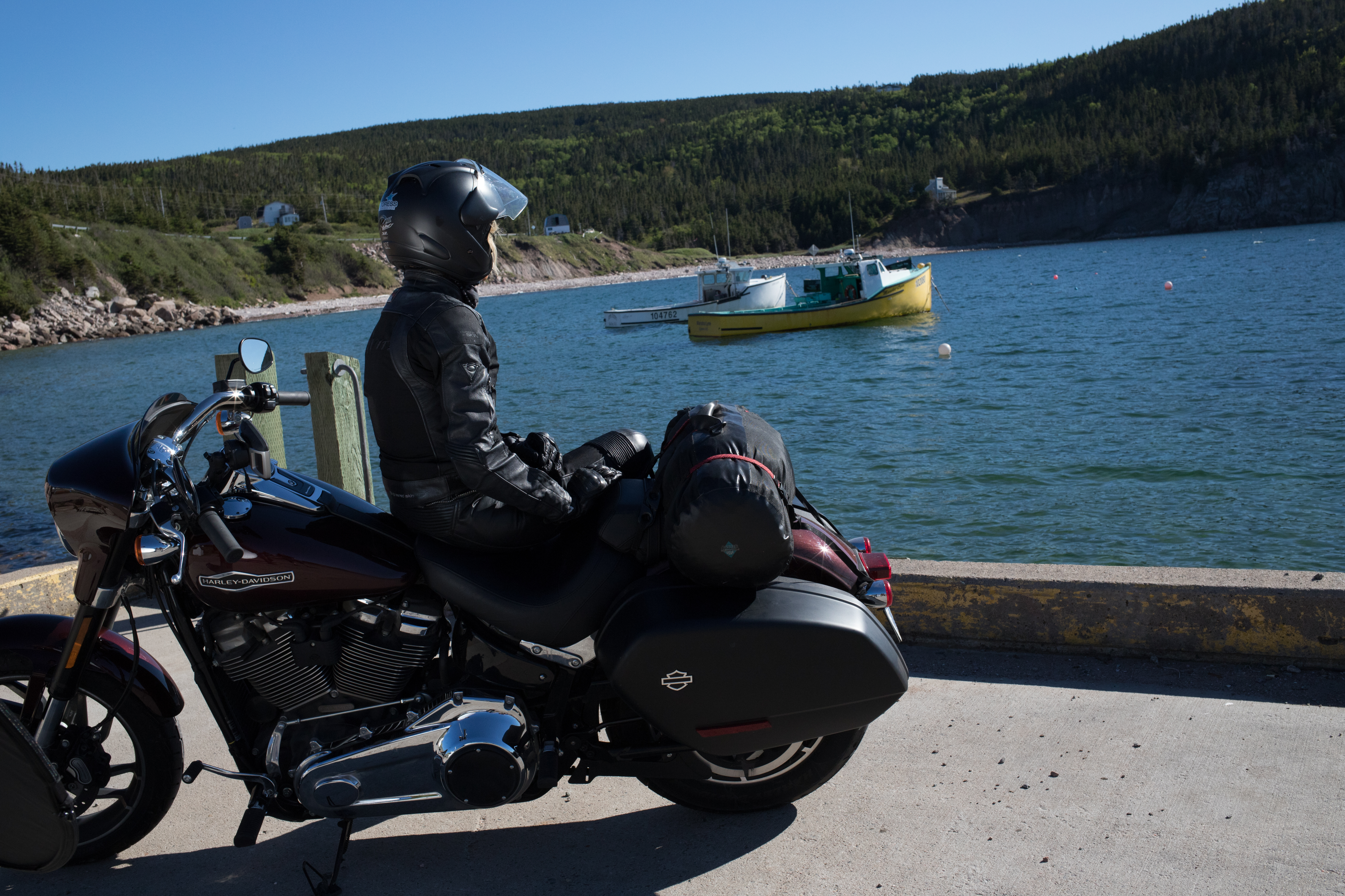 Need to know: Motorcycling the Cabot Trail 9