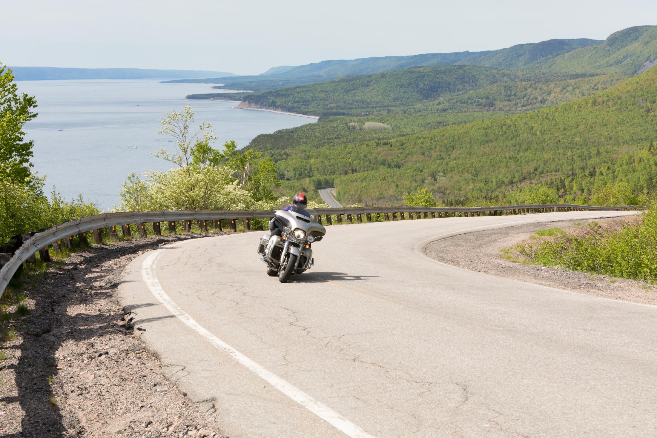 The Cabot Trail Biker 9/11 Ride 2020 1