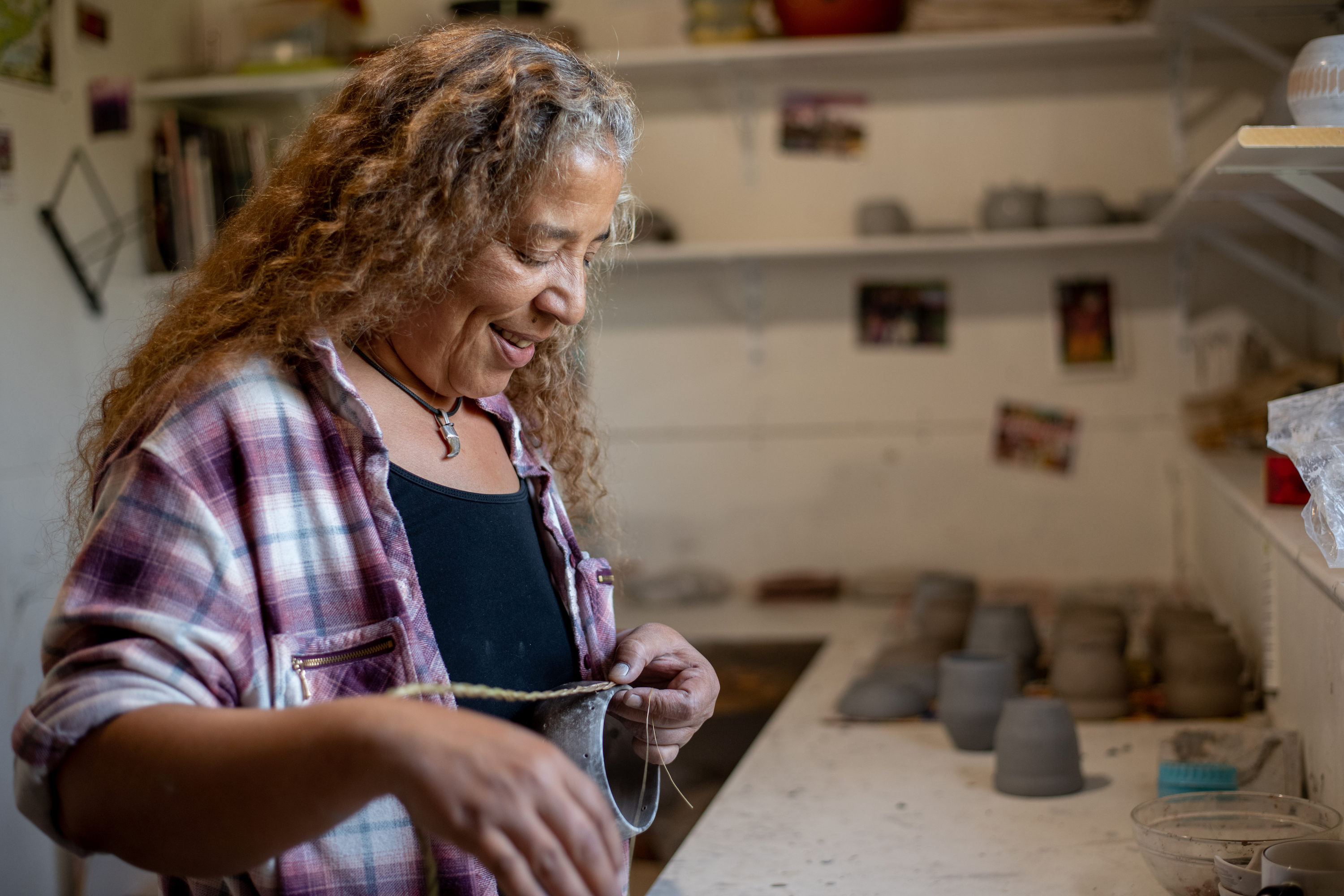 Touch the Art: 7 Hands on Artisans on Cape Breton Island 3