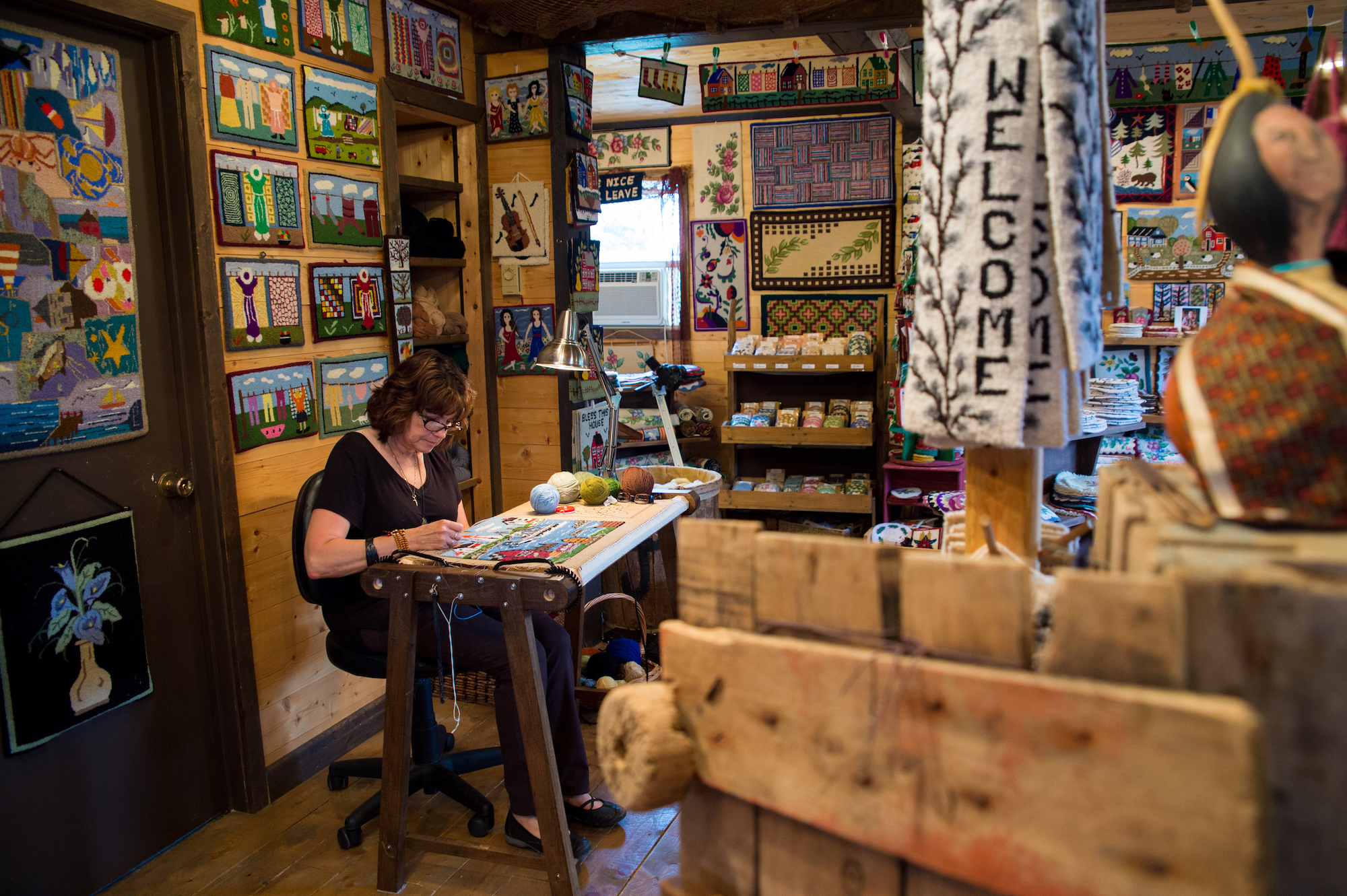 Touch the Art: 7 Hands on Artisans on Cape Breton Island 5