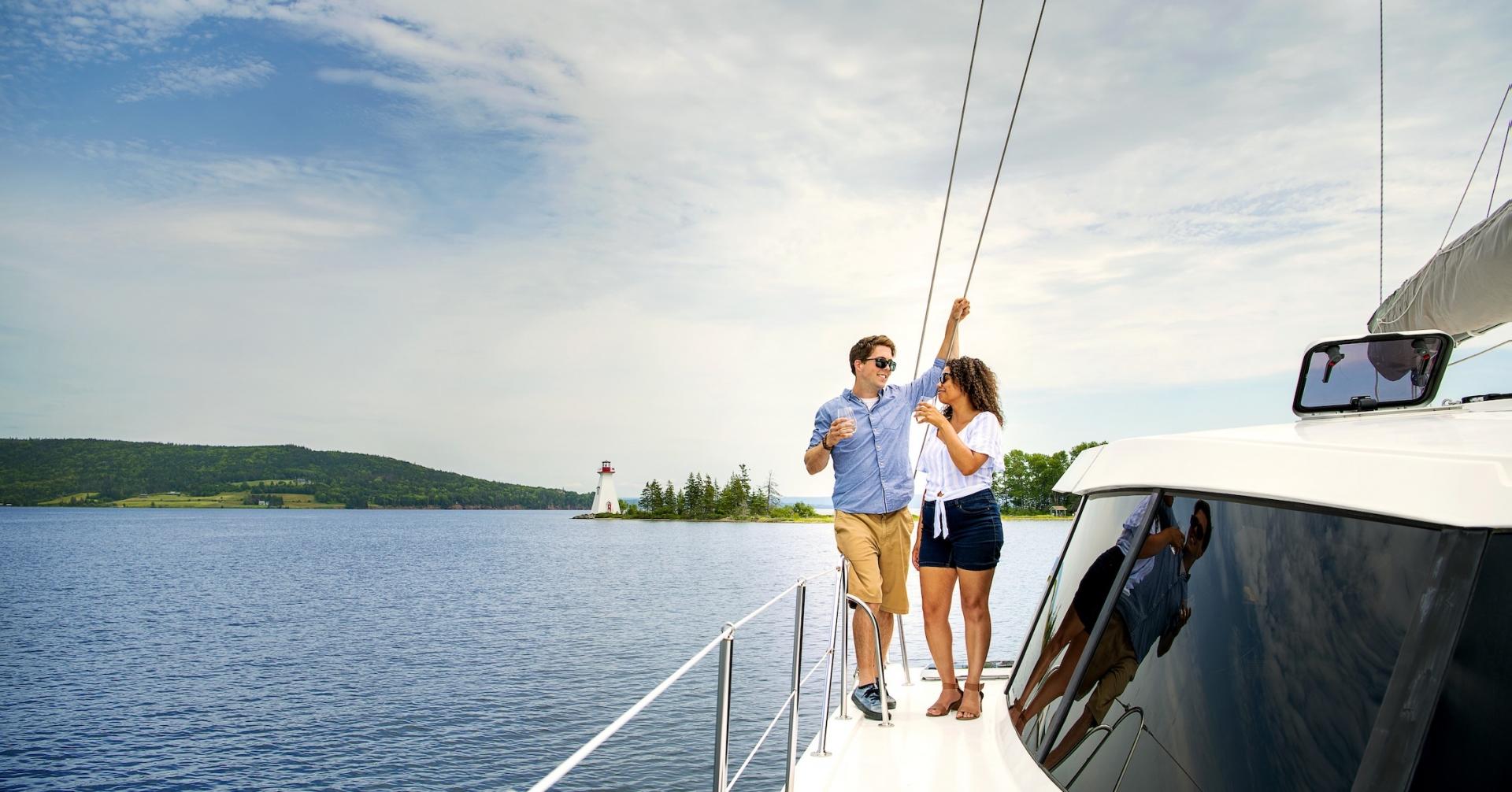 Coastal Adventure: Boating, Marinas and Wildlife 3