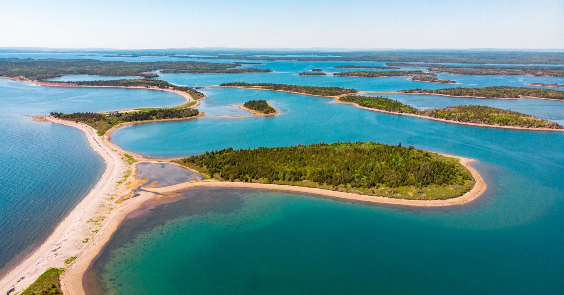 Hidden Gems - Davey and Sky explore Delorier Island, Isle Madame