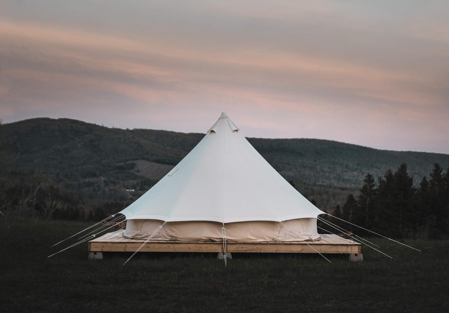 Live Life in Tents- Alchemy of the Season Retreat 1