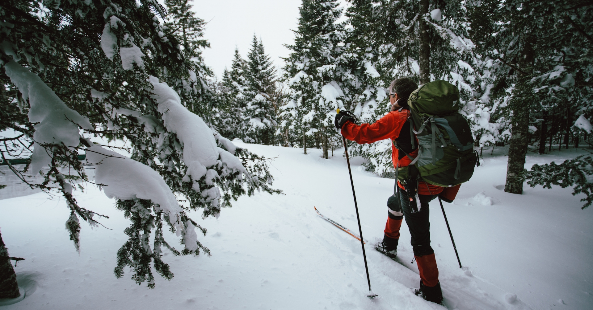 3 Day Nordic Skiing Itinerary 1