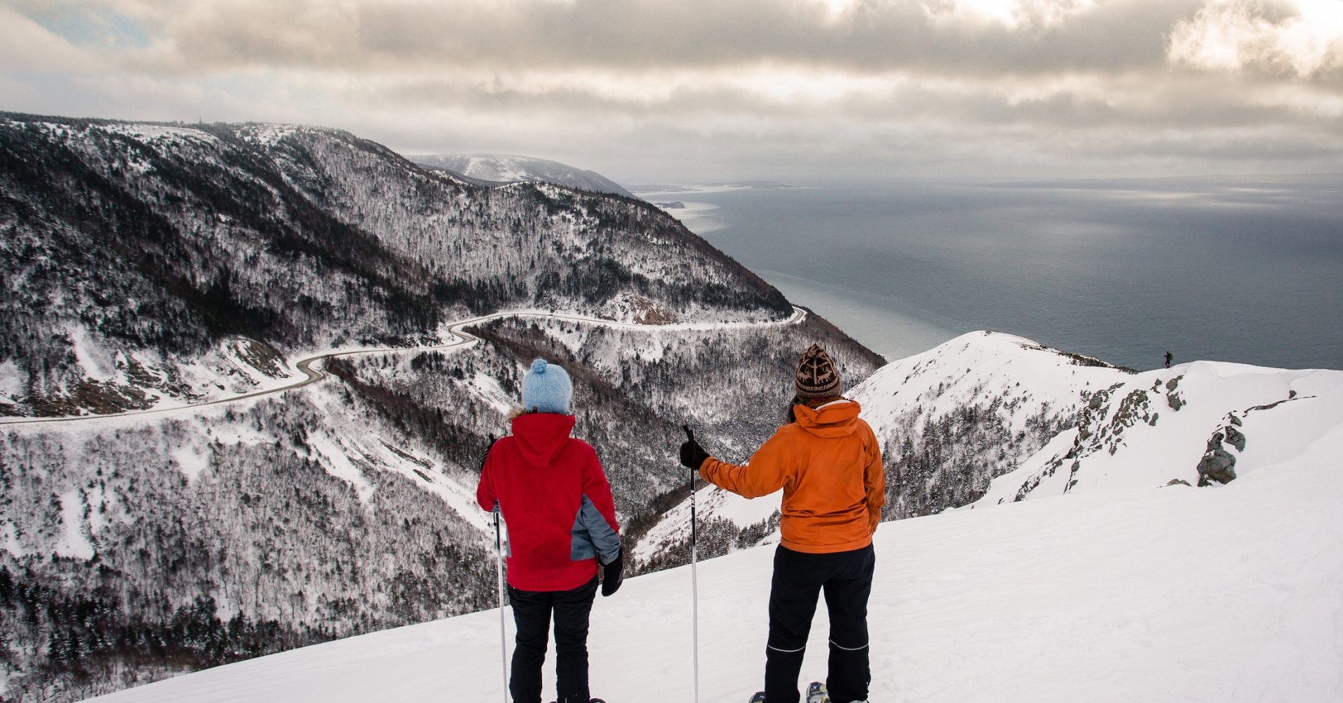 3 Day Snowshoeing Itinerary 1