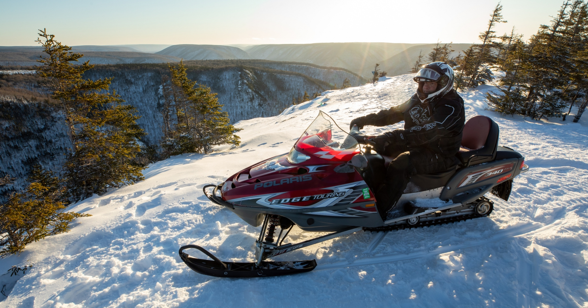 4-Day Snowmobile Itinerary 4