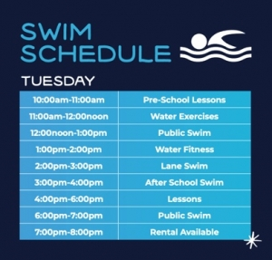 Swim Schedule Port Hawkesbury