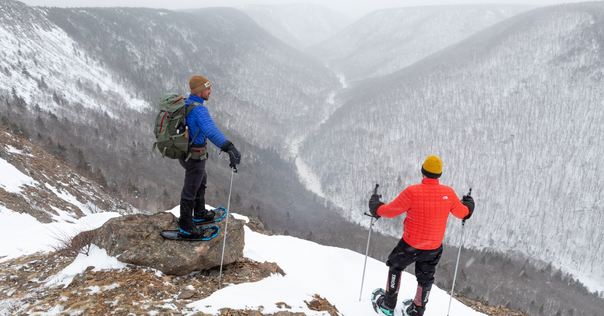 Where to Rent Snowshoes on Cape Breton Island 5