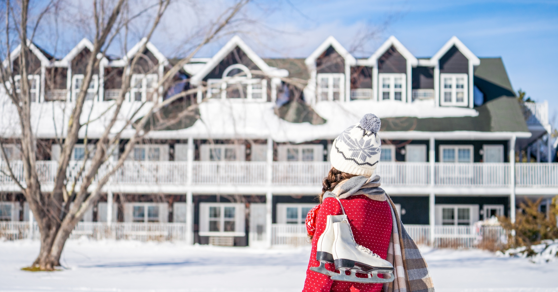 3 Ways to Spend Winter at the Inverary Resort