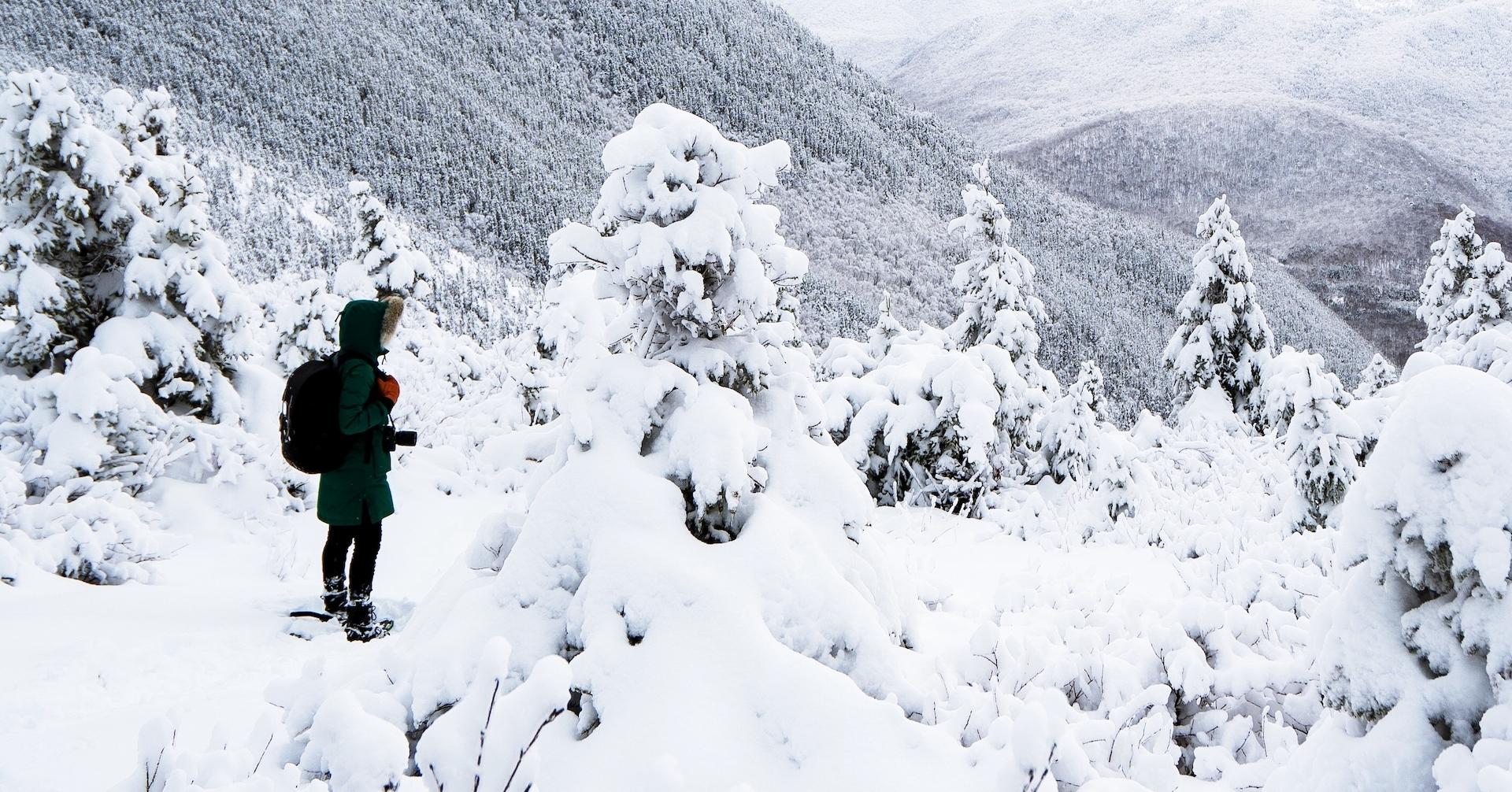 Winter Adventures Around Chéticamp 9