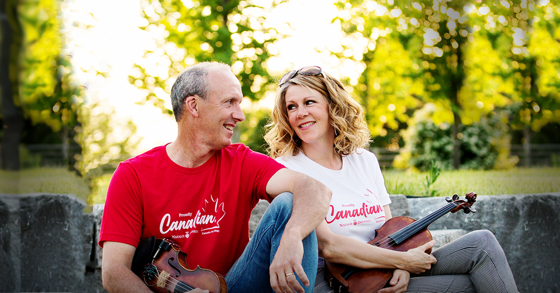 Natalie MacMaster & Donnell Leahy 7-Day Itinerary Prize Package 1